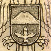 монета 10 рублей 2008